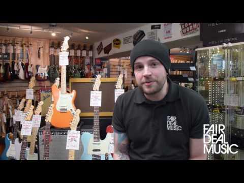 Fairdeal Music at The Guitar Show 2017