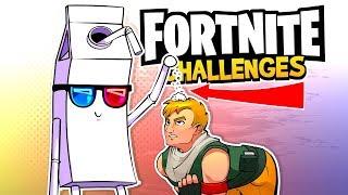 BAD Manners Challenge! - Fortnite Battle Royale
