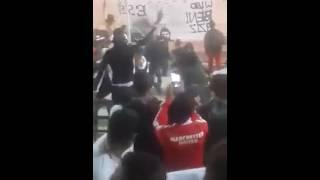 هروب الشرطة من أنصار وفاق سطيف - ACAB
