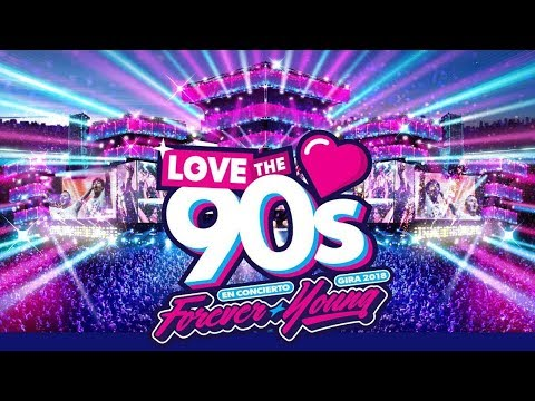 Love the 90's llega a Valladolid