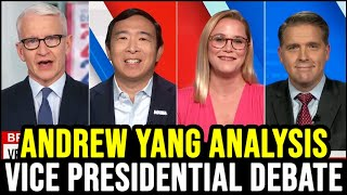 Andrew Yang's Thoughts on the Vice Presidential Debate