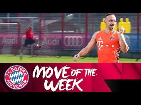 Franck Ribéry's Overhead Kick | Move of the week