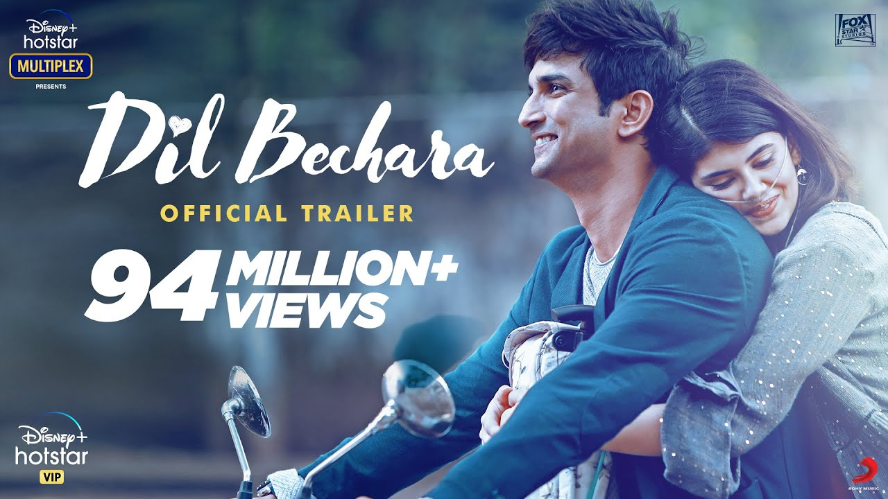 Dil Bechara || FULL [HD] Movie || 2019 || Sushant Singh Rajput, Sanjana Sanghi