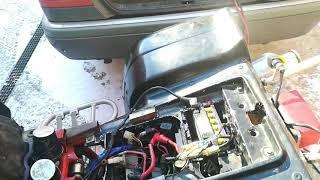 Yamaha Blaster moteur xt 600