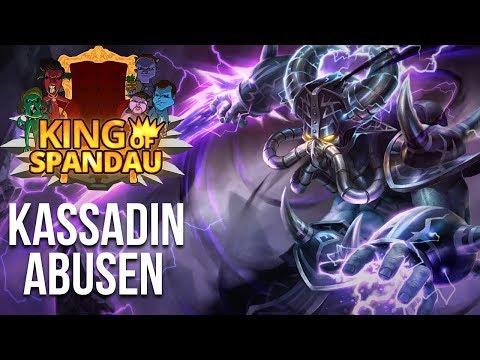 Spontaner Kassadin! Pick King of Spandau 31 Game 3