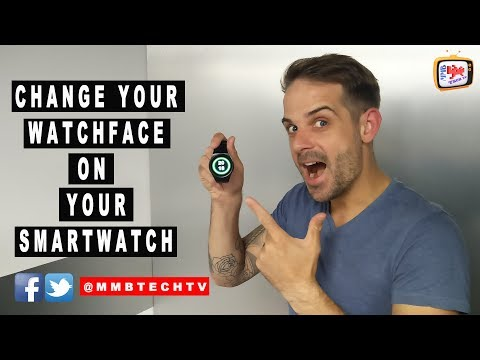 Change Your WatchFace On Your Smartwatch FREE