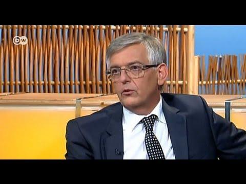Talk mit Manfred Schmidt, Präsident des BAMF | Typisch deutsch