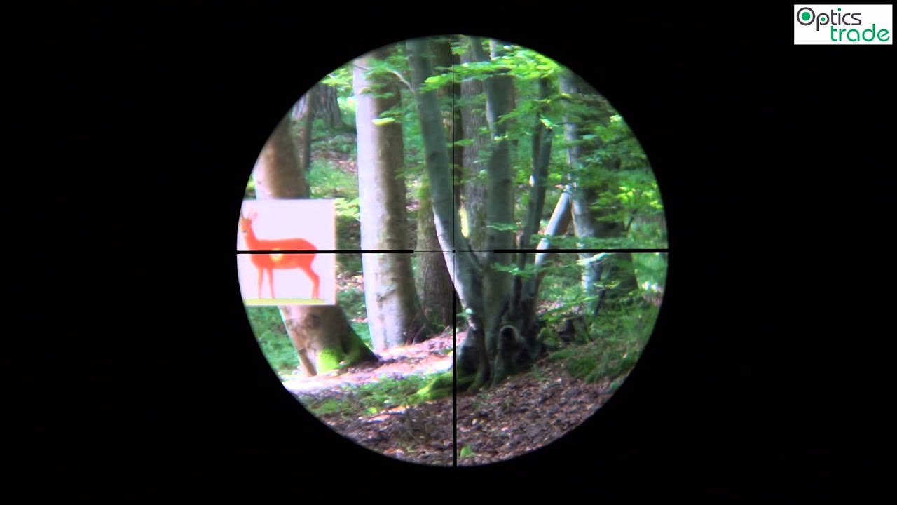 Minox ze i reticle subtensions youtube