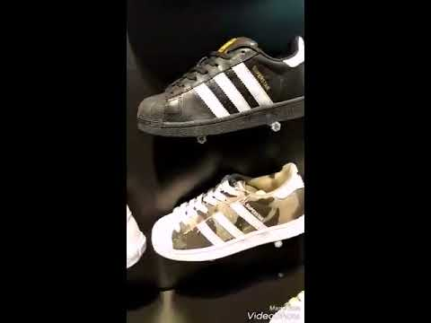 4daf4c4ec2c Tênis Adidas Superstar Casual 100% Original Couro - YouTube