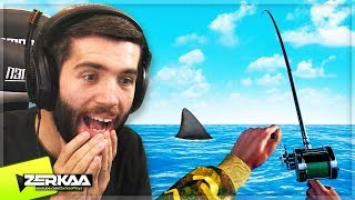 We Had A Fishing Tournament and This Happened... (Ultimate Fishing Simulator)