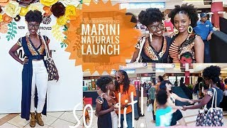 VLOG | NEW AND IMPROVED MARINI LAUNCH | PEACE LOISE