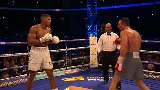 Anthony Joshua on his Boxing Lifestyle