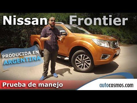 Prueba Nissan Frontier Argentina para armar | Autocosmos