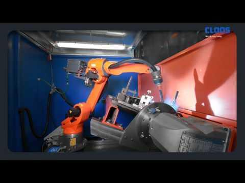 CLOOS - Kuhn trusts in new QIROX QRH-280-6 welding robot
