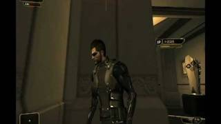 Deus Ex: Human Revolution - Candy goes in, pain comes out