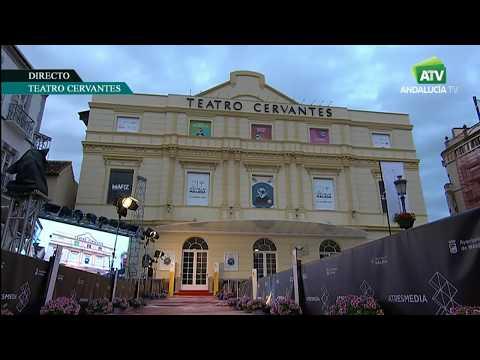 Málaga de cine   Gala inaugural del Festival de Cine de Málaga
