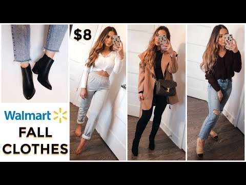 LOOK BOUGIE ON A BUDGET - WALMART (FALL EDITION)