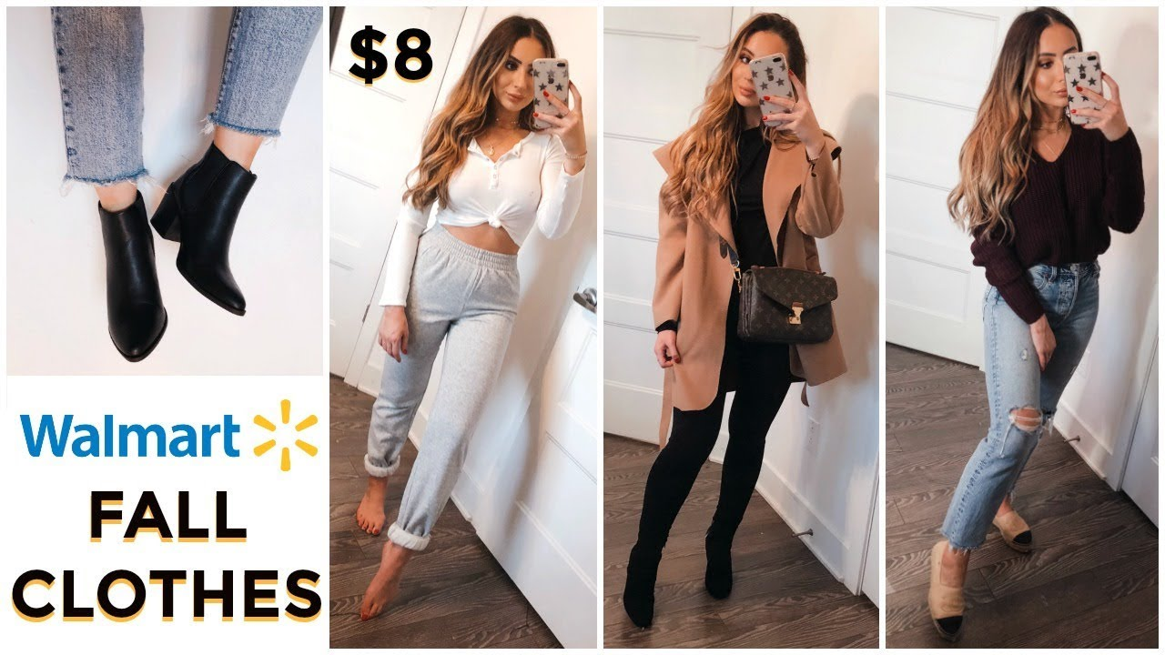 LOOK BOUGIE ON A BUDGET - WALMART (FALL EDITION) 8