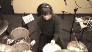 "Erik Christianson ""Get Loose Now"" 2 Live Crew Drum Cover"