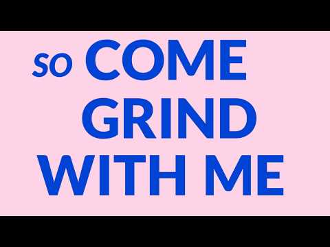 The Vamps - Come Grind With Me (Lyric Video)