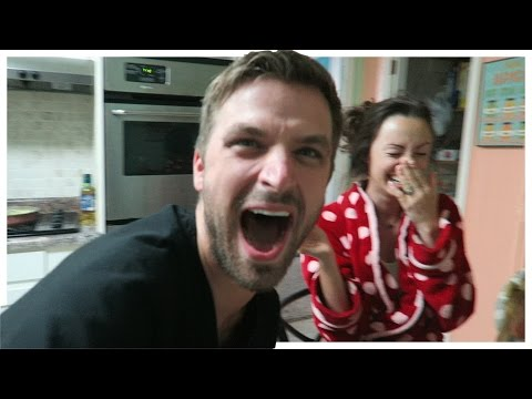 HUSBAND SHOCKS WIFE WITH PREGNANCY ANNOUNCEMENT!
