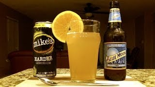 How To Make A Mike's Full Moon Turbo Shandy Beer Cocktail (recipe Included) Djs Brewtube
