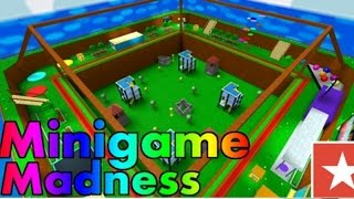 MINIGames Madness (Roblox GamePlay)