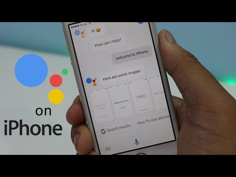 How To Install Google Assistant On iPhone in India