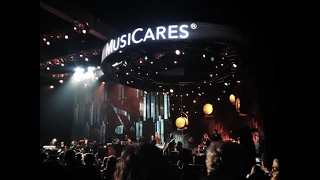 Foo Fighters - Honey Bee (Tom Petty Cover) @ MusiCares 2017