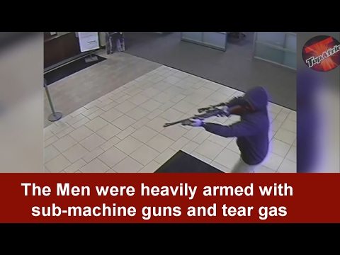 Five Armed Men Rob Berlin Bank