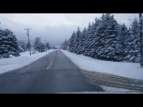 Дальнобой Канада Quebec