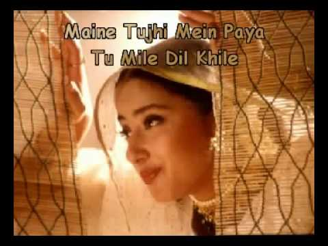 YouTube- TU MILE DIL KHILE KARAOKE hindi song. Kumar Sanu. Criminal..mp4