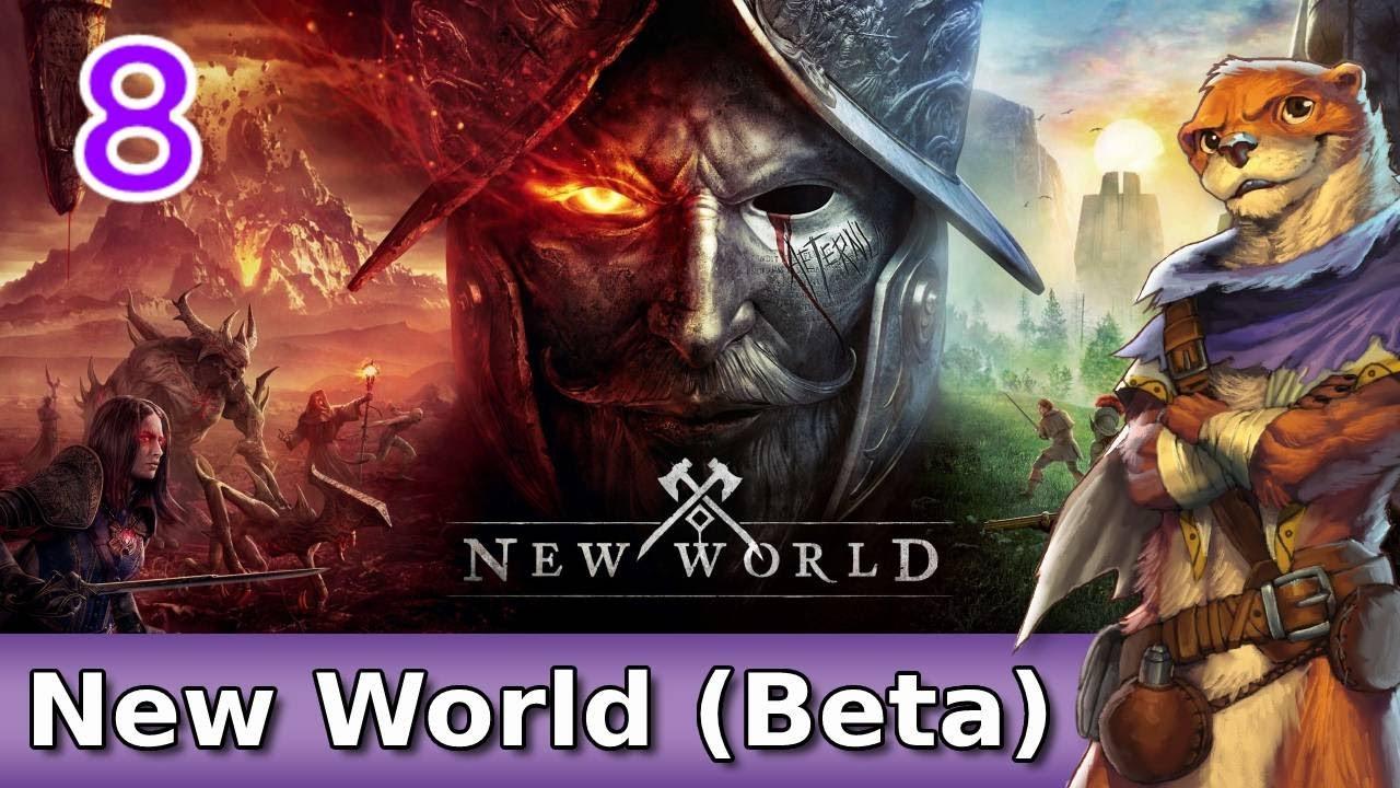 Let's Play New World (Beta) w/ Bog Otter ► Episode 8