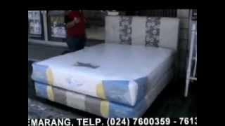 PAMERAN IN STORE PROMO COMFORTA SPRING BED DI PURI FURNITURE / PURI MEBEL SEMARANG KASUR MATTRESS