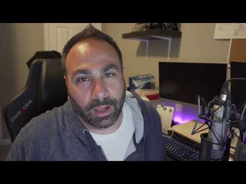 2990WX Problems, RTX 2080 Talk - Back From Vaca Live Stream