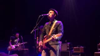 Long Drives, Brian Fallon & The Crowes, Park West, Chicago 9/20/16