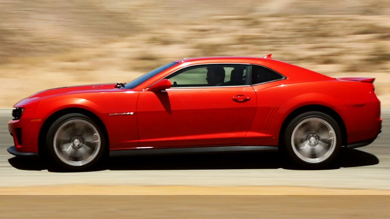 The One With The 2013 Chevrolet Camaro Zl1 World S
