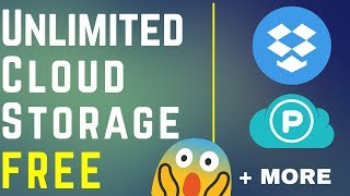UNLIMITED Cloud Storage For FREE   Dropbox   PCloud   Sync   +MORE screenshot 2