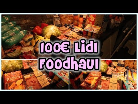 100€-family-foodhaul-|-lidl-lohnt-sich-:-)-|-nici