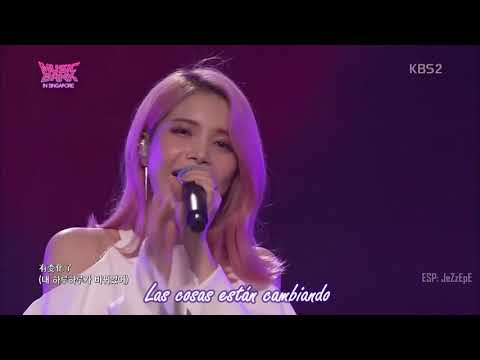 Jung Yong Hwa (CNBLUE) Ft Solar (Mamamoo) - Little Dimples [SUB ESP]