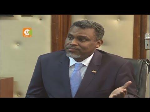 Kenyatta nominates Noordin Haji to be DPP
