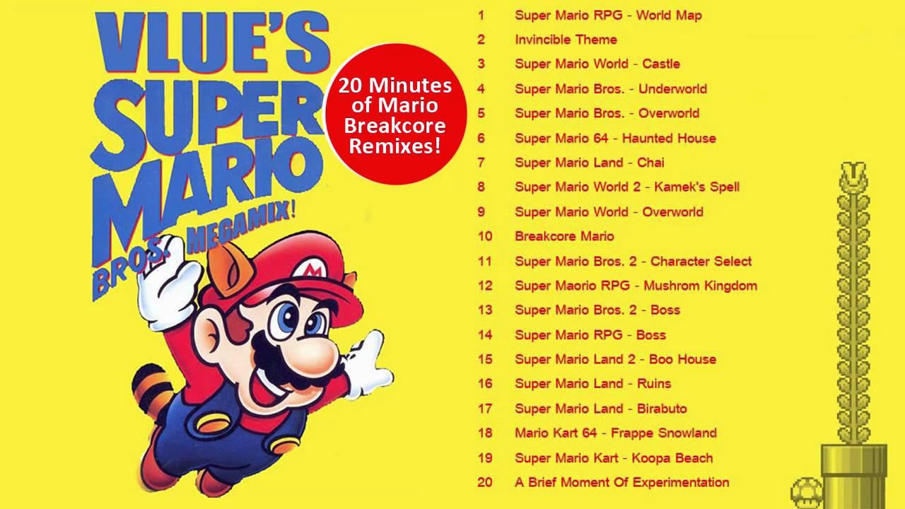 Vlue - Vlue's Super Mario Bros  Megamix! album download