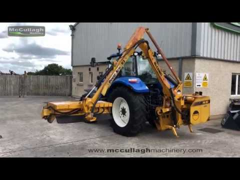 Used McConnel PA93