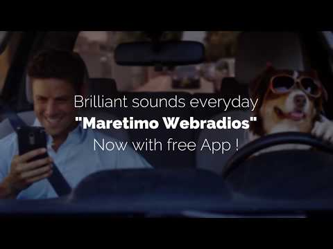 """Catch free ! ... """"Maretimo Radios App"""" for your mobile device ! (Android & IOS)"""