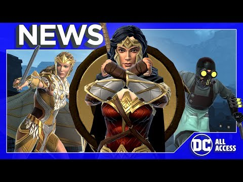WONDER WOMAN Takes Over the DCU!