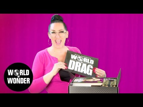 UNBOXING with Michelle Visage  World of Drag Box!