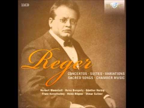 Reger Piano Concerto Mp3