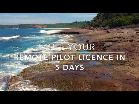 MFS Remote Pilot Licence in 5 days
