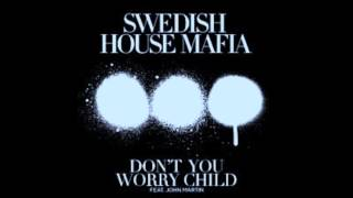 Swedish House Mafia Feat John Marti - Don