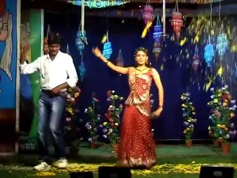 Recording Dance performed in Andhra Pradesh villages 08 ...